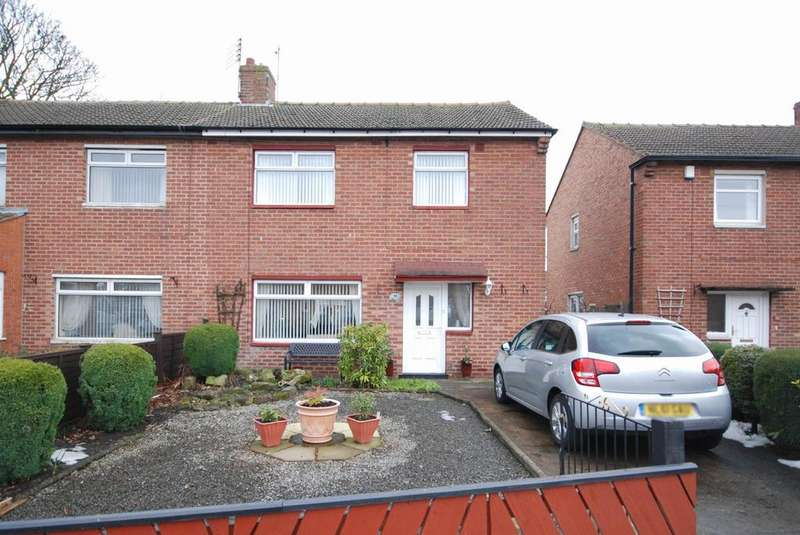 3 Bedrooms Semi Detached House for sale in McCracken Drive, Wideopen