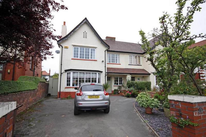 4 Bedrooms Semi Detached House for sale in Coudray Road, Southport
