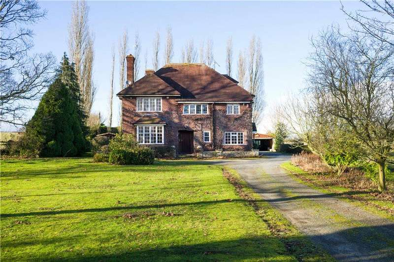4 Bedrooms Detached House for sale in Ryall Court Lane, Upton-upon-Severn, Worcester, Worcestershire, WR8