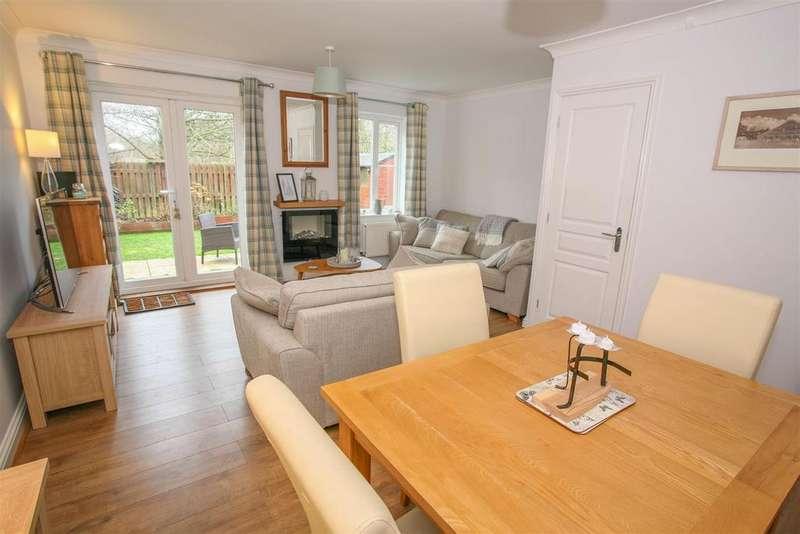 3 Bedrooms Detached House for sale in Sapling Close, Rendlesham, Woodbridge