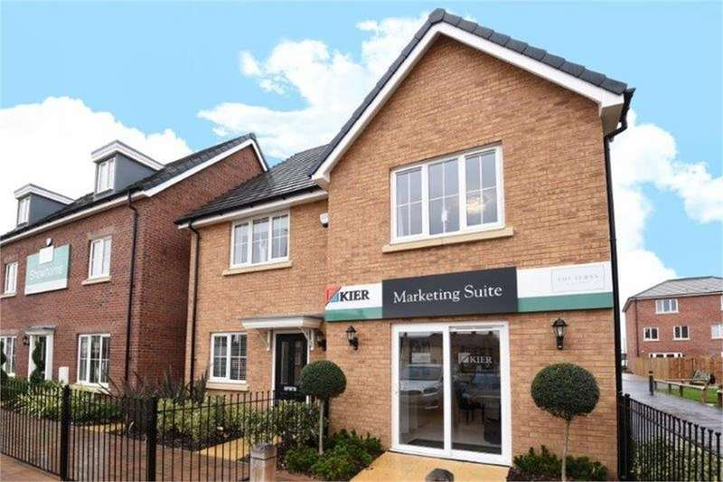 4 Bedrooms Detached House for sale in The Ferns, Green Lane, Wixams, MK42
