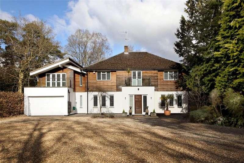 5 Bedrooms Detached House for sale in Nine Mile Ride, Finchampstead, Wokingham, Berkshire, RG40