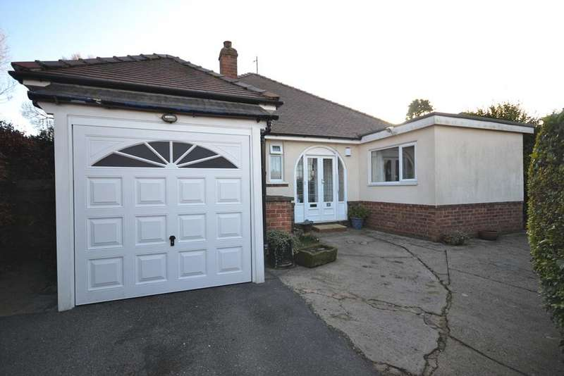 3 Bedrooms Detached Bungalow for sale in Throxenby Lane, Newby, Scarorough YO12