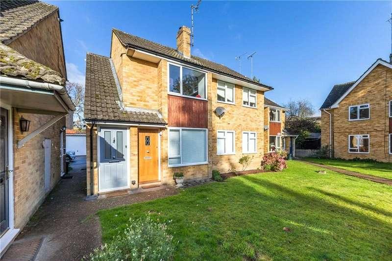 2 Bedrooms Flat for sale in Berkeley Court, Harpenden, Hertfordshire