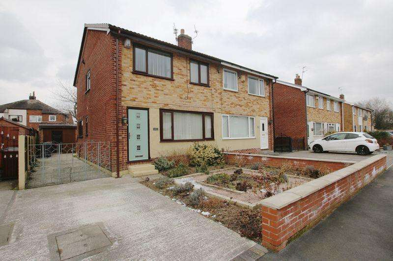 3 Bedrooms Semi Detached House for sale in Margaret Road, Penwortham