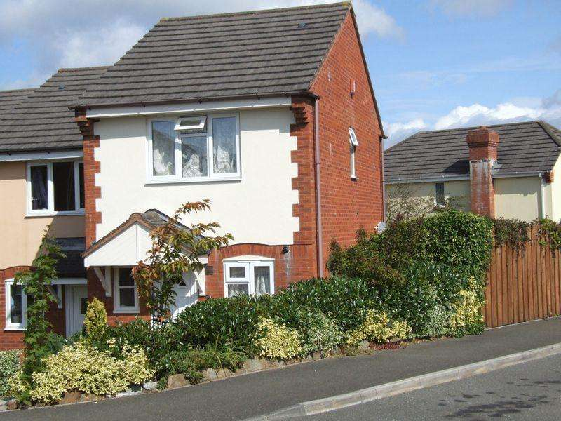 2 Bedrooms End Of Terrace House for rent in Saddlers Way, OKEHAMPTON