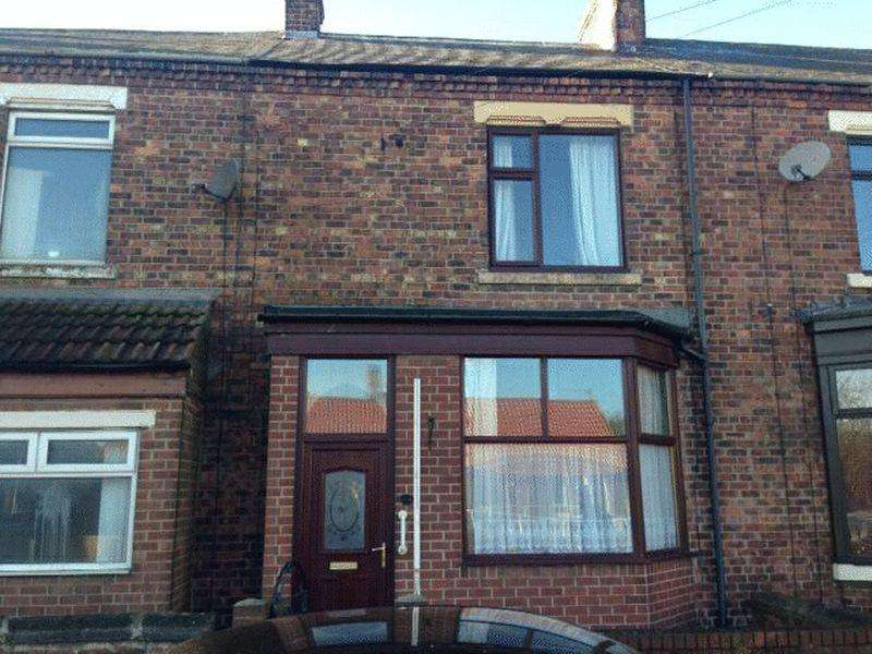 3 Bedrooms Terraced House for rent in North Road West, Wingate