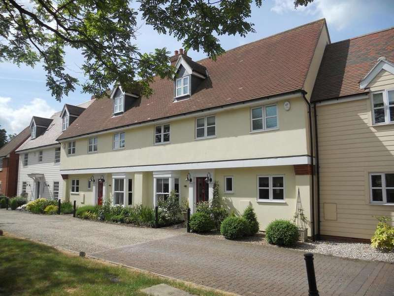 4 Bedrooms Terraced House for rent in School Lane, Great Leighs, Chelmsford, Essex, CM3