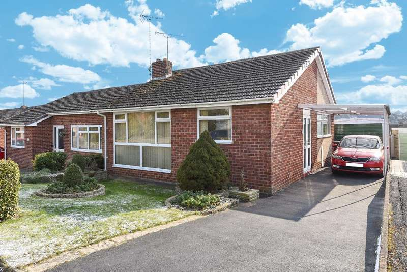 2 Bedrooms Bungalow for sale in Mewburn Road,, Banbury, OX16