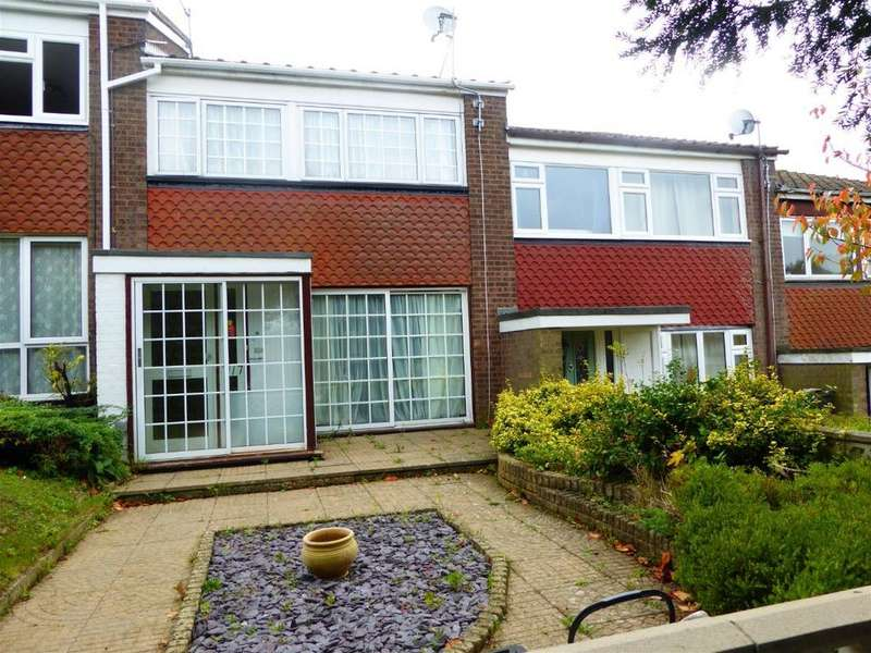 3 Bedrooms Terraced House for sale in Markfield, Court Wood Lane, Forestdale, CR0 9HP