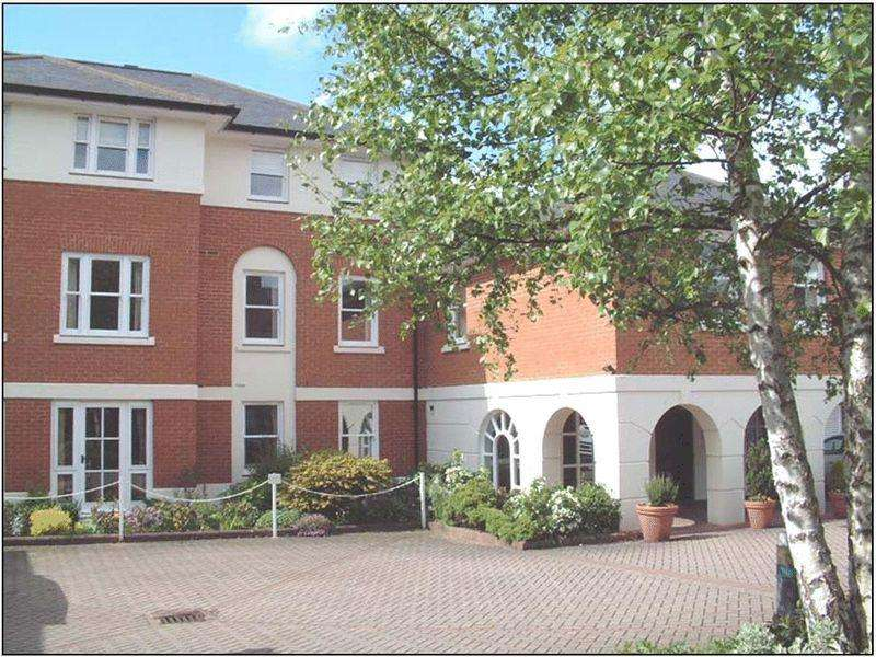 2 Bedrooms Retirement Property for sale in City Centre