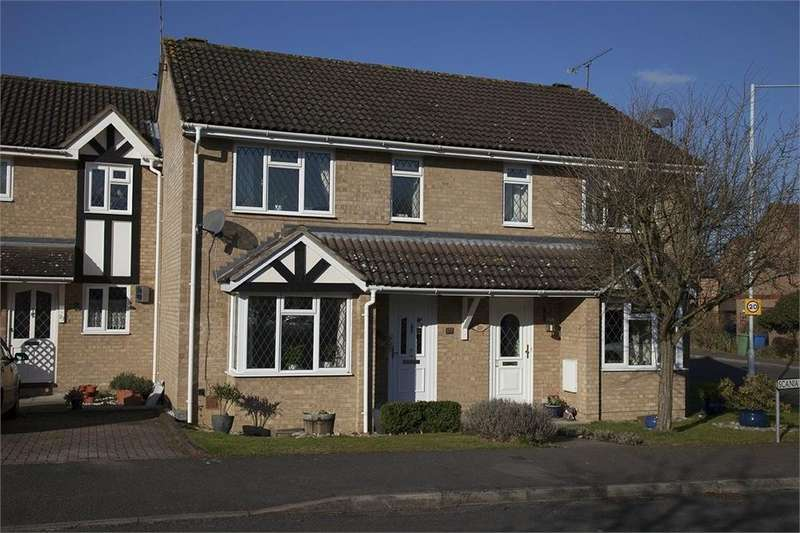 3 Bedrooms Terraced House for sale in Scania Walk, Winkfield Row, Berkshire
