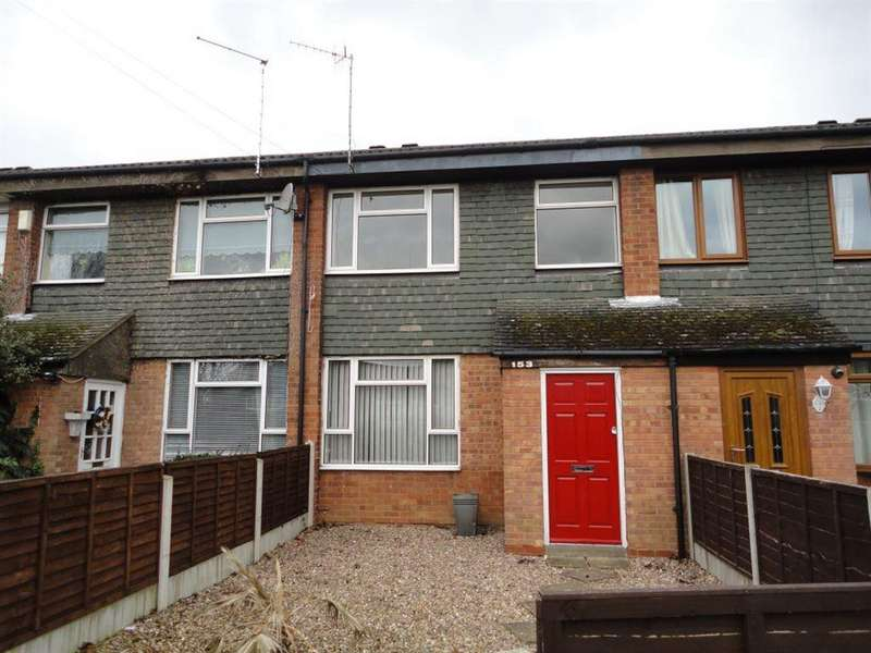 3 Bedrooms Terraced House for rent in Bromley Lane, Kingswinford