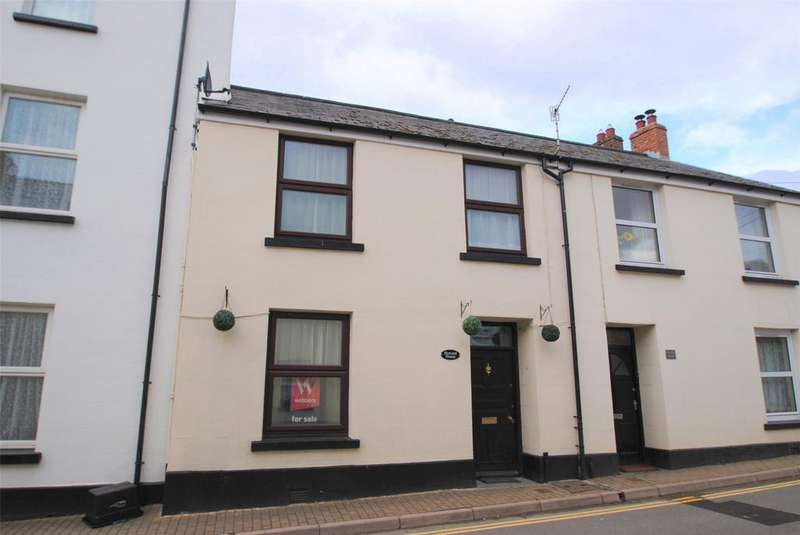 3 Bedrooms Terraced House for sale in Castle Street, Combe Martin