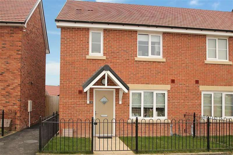 3 Bedrooms Semi Detached House for sale in Hollands Drive, St Martins