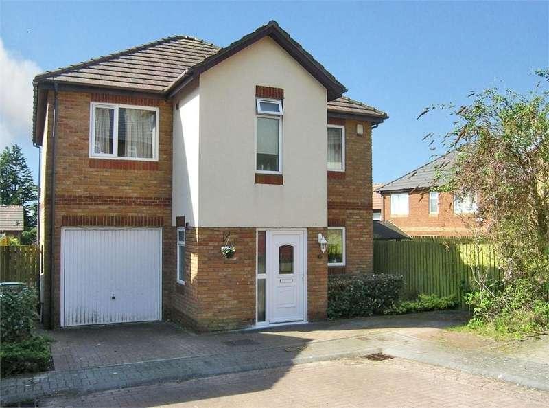 4 Bedrooms Detached House for rent in Brandreth Gardens, Penylan, Cardiff