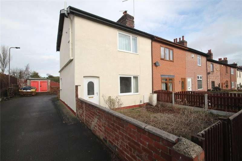 3 Bedrooms End Of Terrace House for sale in Station Road, Lundwood, Barnsley, S71