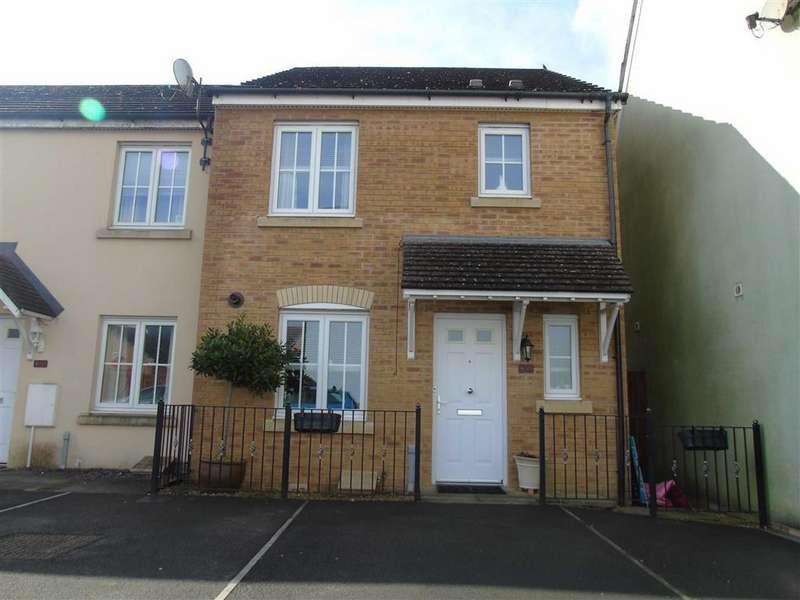 3 Bedrooms End Of Terrace House for sale in Ffordd Watkins, Birchgrove, Swansea
