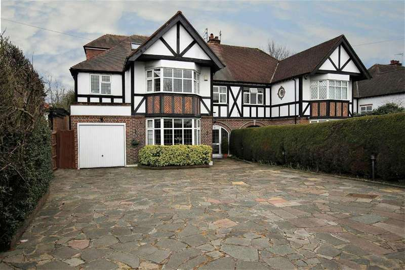 5 Bedrooms Semi Detached House for sale in Marsh Lane, Mill Hill, London