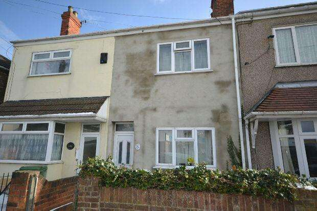 2 Bedrooms Terraced House for sale in Daubney Street, Cleethorpes