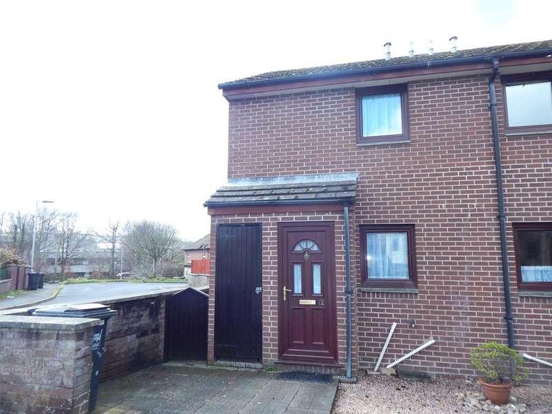 2 Bedrooms Terraced House for rent in Laburnum Drive, Barnstaple