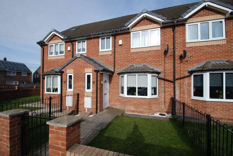 3 Bedrooms Terraced House for sale in King Edward Street, Barnsley S71