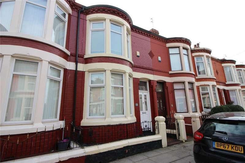 3 Bedrooms Terraced House for sale in Bankburn Road, Liverpool, Merseyside, L13