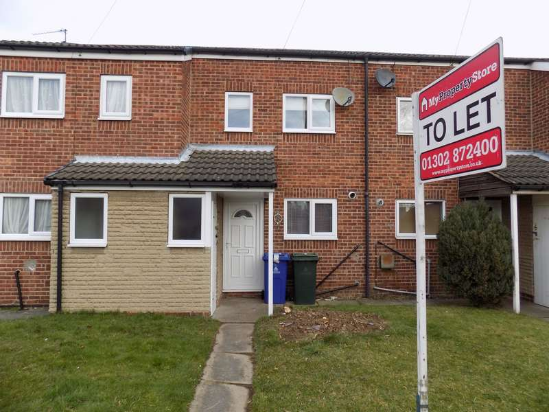 2 Bedrooms Terraced House for rent in Windermere Crescent, Doncaster, DN3