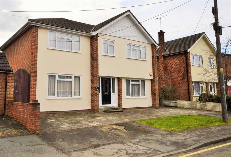 5 Bedrooms Detached House for sale in Oak Walk, Hockley