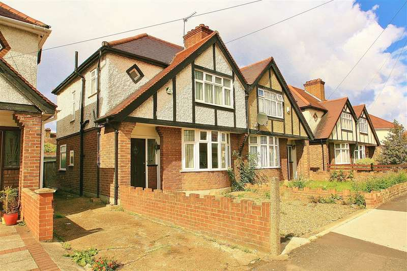 3 Bedrooms Semi Detached House for rent in South Hayes