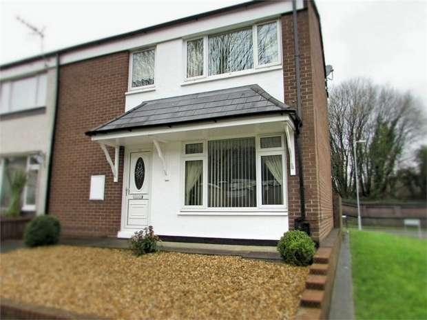 2 Bedrooms Semi Detached House for sale in Llansawel, Neath, West Glamorgan