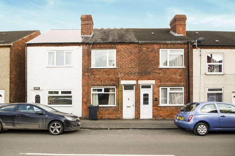 3 Bedrooms Property for sale in Flamstead Road, Ilkeston, DE7