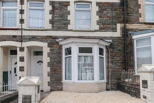 4 Bedrooms House Share for rent in King Street, Pontypridd, Mid Glamorgan