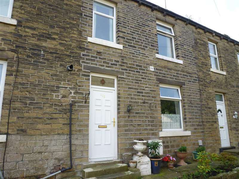 2 Bedrooms Terraced House for sale in Wakefield Road, Dalton, Huddersfield