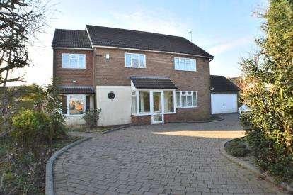 3 Bedrooms Detached House for sale in Main Street, Stonnall, Walsall, Staffordshire