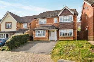 4 Bedrooms Detached House for sale in John Dutton Way, Kennington, Ashford, Kent