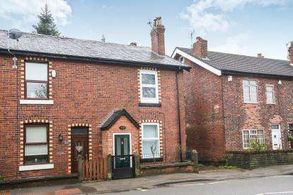 3 Bedrooms End Of Terrace House for sale in Wilmslow Road, Heald Green, Cheshire, .