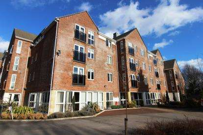 1 Bedroom Flat for sale in Dutton Court, Station Approach, Cheadle, Greater Manchester