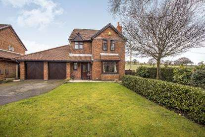 4 Bedrooms Detached House for sale in Parke Road, Brinscall, Chorley, Lancashire