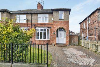 3 Bedrooms Semi Detached House for sale in Highfield Road, Darlington, County Durham, Darlington