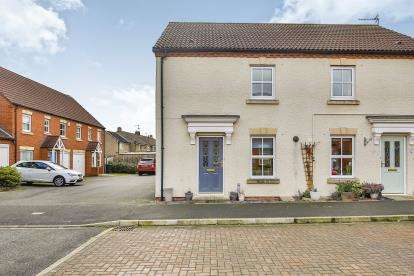 3 Bedrooms Semi Detached House for sale in Neville Close, Gainford, Darlington, County Durham
