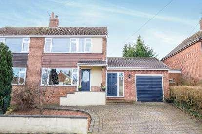 5 Bedrooms Semi Detached House for sale in Aspin Gardens, Knaresborough, .