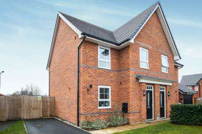 3 Bedrooms Semi Detached House for sale in Rosemary Drive, Northwich, Cheshire