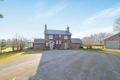 3 Bedrooms Detached House for sale in Ryehill, Station Road, Great Ayton, North Yorkshire
