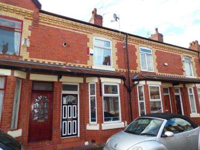 2 Bedrooms Terraced House for sale in Welford Street, Salford, Greater Manchester