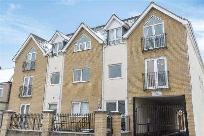 2 Bedrooms Flat for sale in Jubilee Court, 2A Braemar Gardens, West Wickham