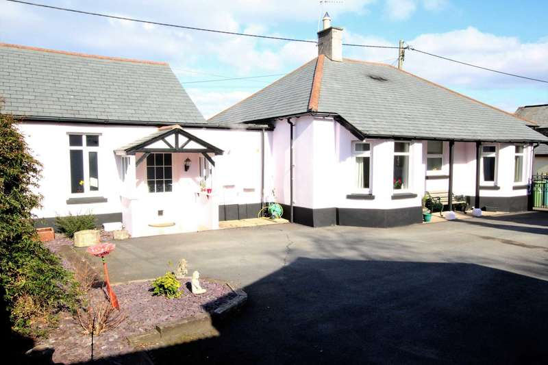 4 Bedrooms Bungalow for sale in Slade, Bideford