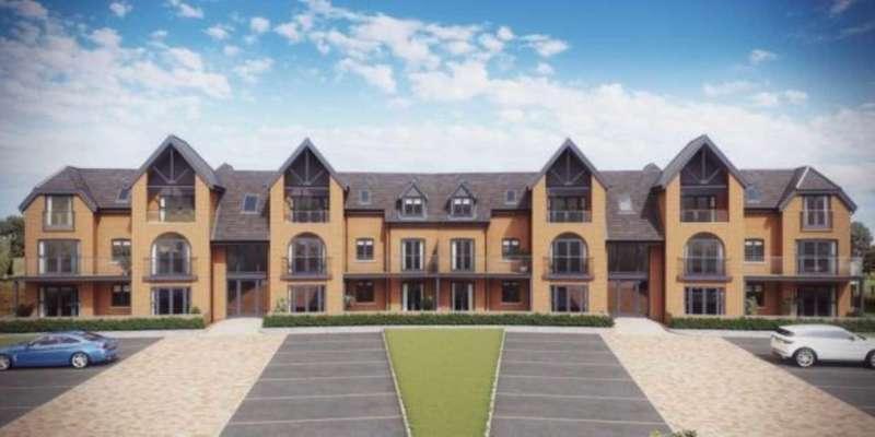 2 Bedrooms Apartment Flat for rent in Lakeside Apartments, Barton Marina. Burton Upon Trent