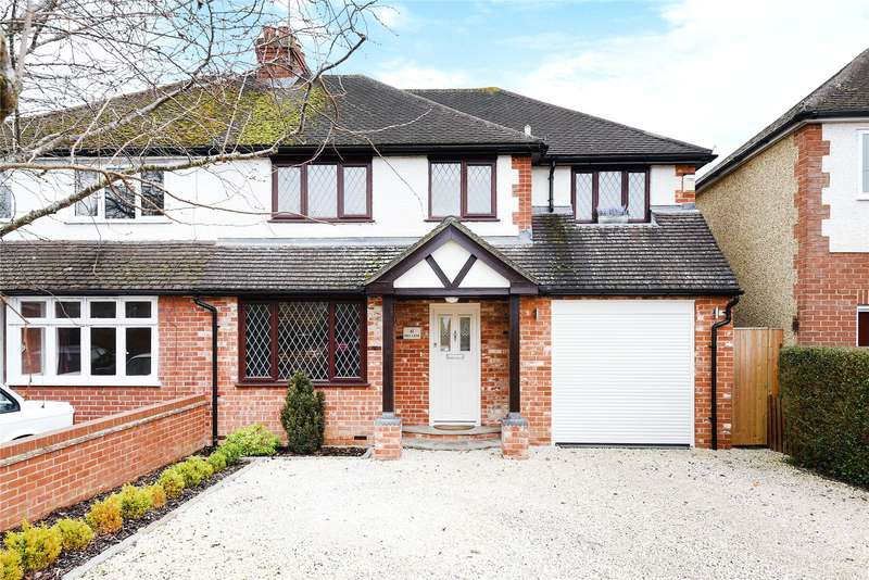 3 Bedrooms Semi Detached House for sale in Mill Lane, Earley, Reading, Berkshire, RG6