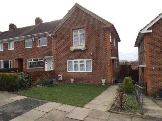 2 Bedrooms Semi Detached House for rent in Warstock Lane, Kings Heath, Birmingham, B14 4BB